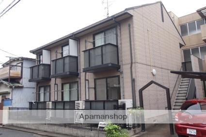 愛知県名古屋市千種区、川名駅徒歩17分の築20年 2階建の賃貸アパート