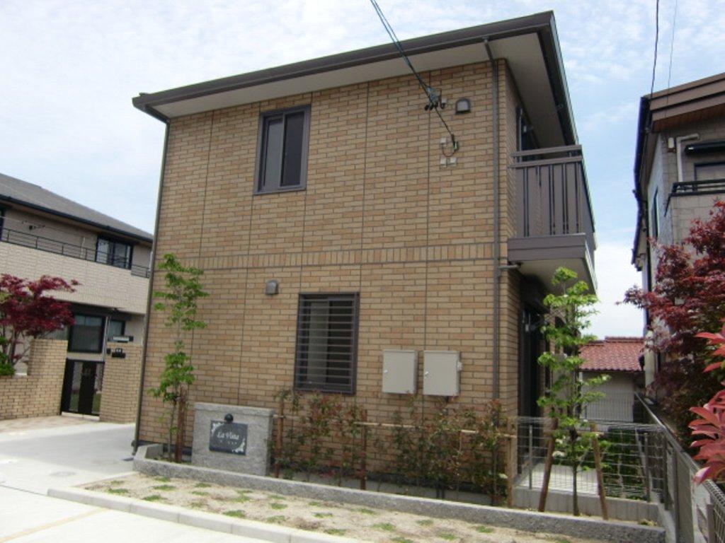 愛知県名古屋市千種区、覚王山駅徒歩15分の築7年 2階建の賃貸テラスハウス