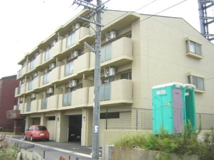 愛知県名古屋市北区、味美駅徒歩27分の築13年 4階建の賃貸マンション