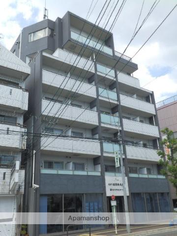 愛知県名古屋市千種区、今池駅徒歩8分の築10年 7階建の賃貸マンション