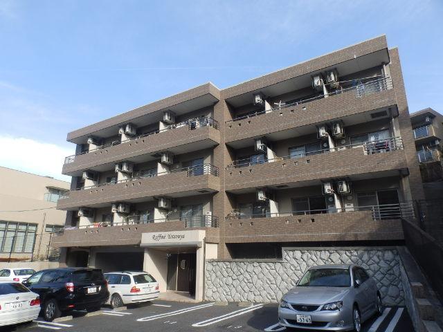 愛知県名古屋市千種区、本山駅徒歩8分の築13年 5階建の賃貸マンション