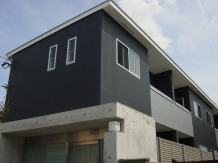 愛知県名古屋市昭和区、鶴舞駅徒歩15分の築9年 2階建の賃貸アパート