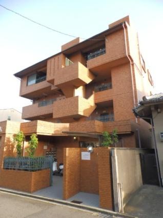 愛知県名古屋市千種区、今池駅徒歩18分の築28年 4階建の賃貸マンション