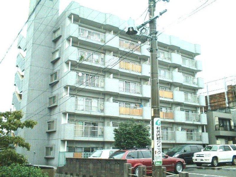 愛知県名古屋市千種区、本山駅徒歩6分の築38年 7階建の賃貸マンション