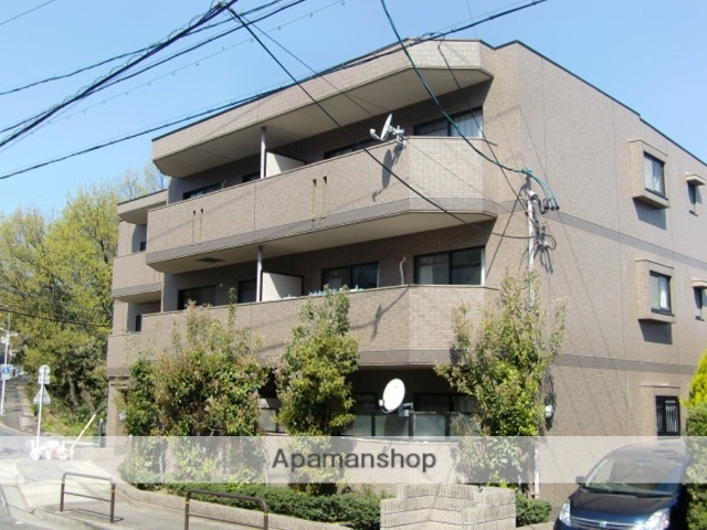 愛知県名古屋市千種区、自由ヶ丘駅徒歩16分の築18年 3階建の賃貸マンション