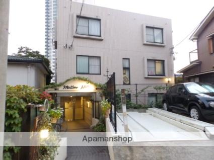 愛知県名古屋市千種区、今池駅徒歩12分の築18年 4階建の賃貸マンション