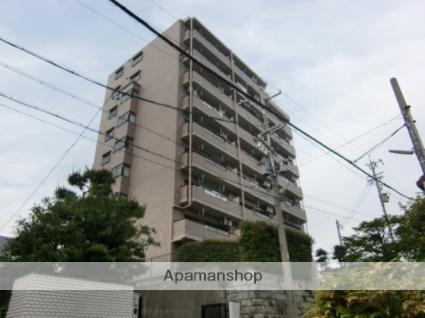 愛知県名古屋市千種区、今池駅徒歩14分の築22年 9階建の賃貸マンション