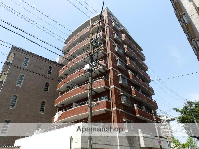 愛知県名古屋市千種区、今池駅徒歩8分の築12年 8階建の賃貸マンション