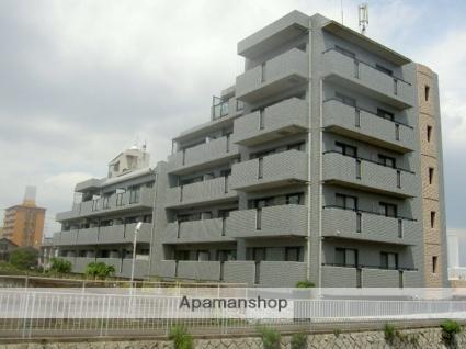 愛知県名古屋市千種区、自由ヶ丘駅徒歩14分の築21年 6階建の賃貸マンション