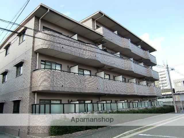 愛知県名古屋市千種区、今池駅徒歩14分の築17年 4階建の賃貸マンション