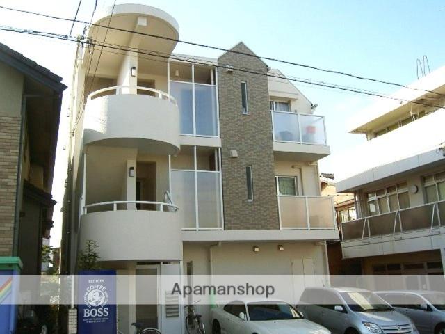愛知県名古屋市千種区、覚王山駅徒歩12分の築10年 3階建の賃貸マンション
