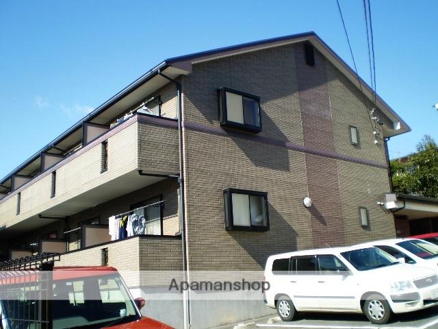 愛知県名古屋市名東区、星ヶ丘駅徒歩10分の築16年 2階建の賃貸アパート