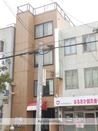 愛知県名古屋市千種区、今池駅徒歩13分の築23年 4階建の賃貸マンション