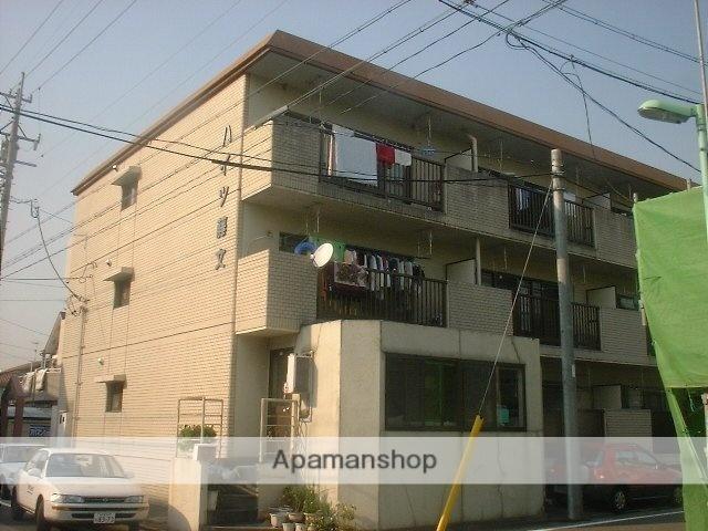 愛知県名古屋市昭和区、覚王山駅徒歩12分の築28年 3階建の賃貸アパート