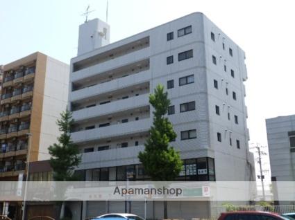 愛知県名古屋市千種区、今池駅徒歩6分の築26年 7階建の賃貸マンション