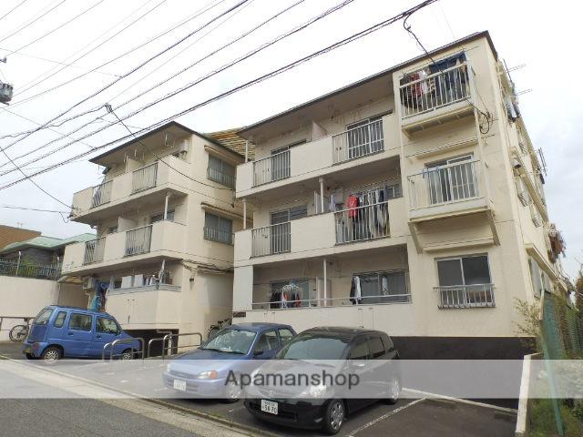 愛知県名古屋市昭和区、覚王山駅徒歩20分の築34年 3階建の賃貸マンション
