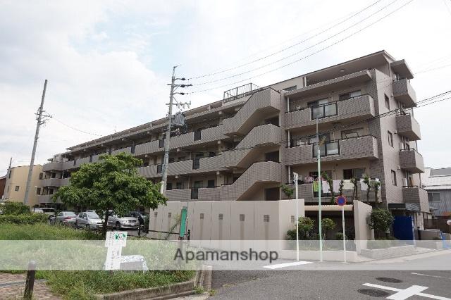 愛知県名古屋市東区、森下駅徒歩14分の築20年 5階建の賃貸マンション