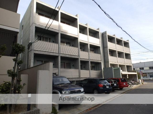 愛知県名古屋市千種区、池下駅徒歩17分の築11年 3階建の賃貸マンション