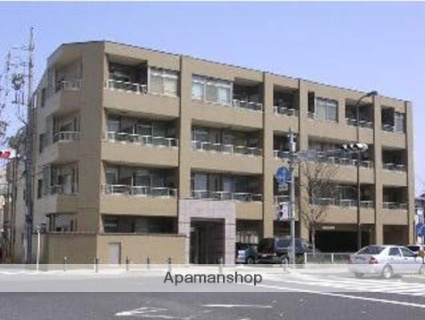 愛知県名古屋市千種区、池下駅徒歩15分の築16年 4階建の賃貸マンション