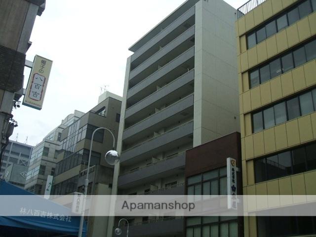 愛知県名古屋市中区、伏見駅徒歩3分の築9年 11階建の賃貸マンション