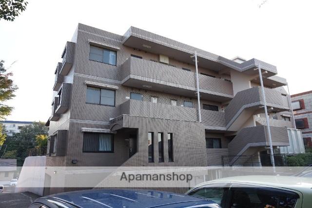 愛知県名古屋市千種区、本山駅徒歩13分の築27年 3階建の賃貸マンション