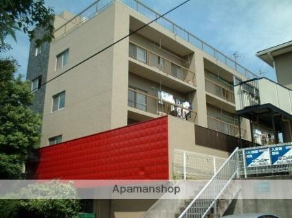 愛知県名古屋市千種区、本山駅徒歩8分の築45年 4階建の賃貸マンション