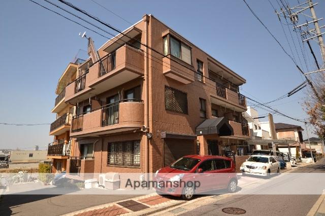 愛知県名古屋市千種区、池下駅徒歩14分の築28年 3階建の賃貸マンション