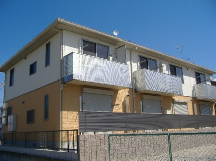 愛知県名古屋市北区、味鋺駅徒歩18分の築10年 2階建の賃貸アパート