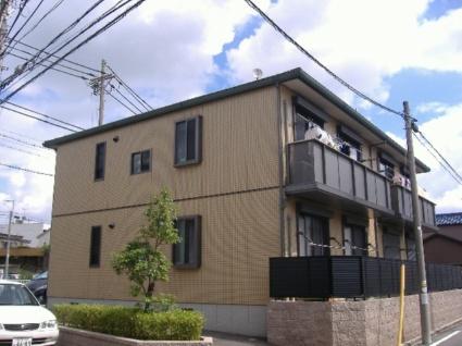 愛知県名古屋市北区、黒川駅徒歩22分の築12年 2階建の賃貸アパート