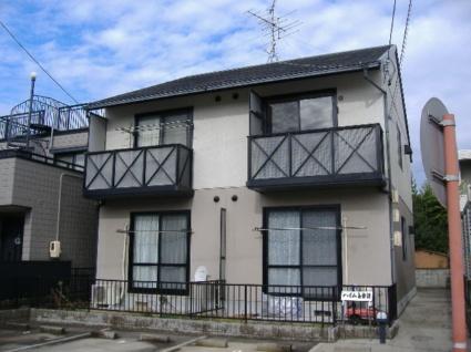 愛知県名古屋市北区、味鋺駅徒歩6分の築19年 2階建の賃貸アパート