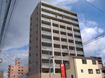 愛知県名古屋市北区、尼ヶ坂駅徒歩13分の築9年 11階建の賃貸マンション