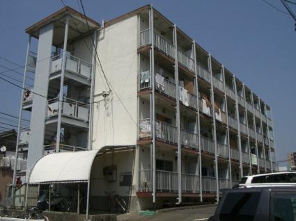 愛知県名古屋市北区、春日井駅徒歩40分の築43年 4階建の賃貸マンション
