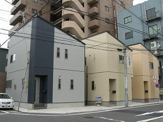 愛知県名古屋市北区、大曽根駅徒歩7分の築7年 2階建の賃貸一戸建て