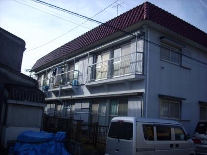 愛知県名古屋市北区、味美駅徒歩27分の築38年 2階建の賃貸アパート