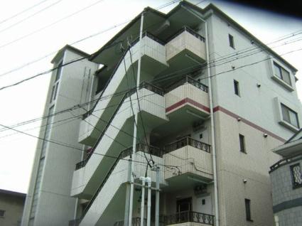 愛知県名古屋市北区、黒川駅徒歩10分の築24年 5階建の賃貸マンション