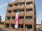 愛知県名古屋市北区、黒川駅名古屋市営バスバス21分愛工前下車後徒歩4分の築7年 4階建の賃貸マンション