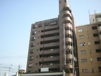 愛知県名古屋市北区、志賀本通駅徒歩13分の築21年 10階建の賃貸マンション