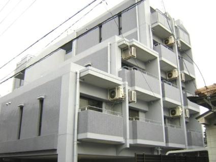 愛知県名古屋市北区、尼ヶ坂駅徒歩6分の築25年 5階建の賃貸マンション