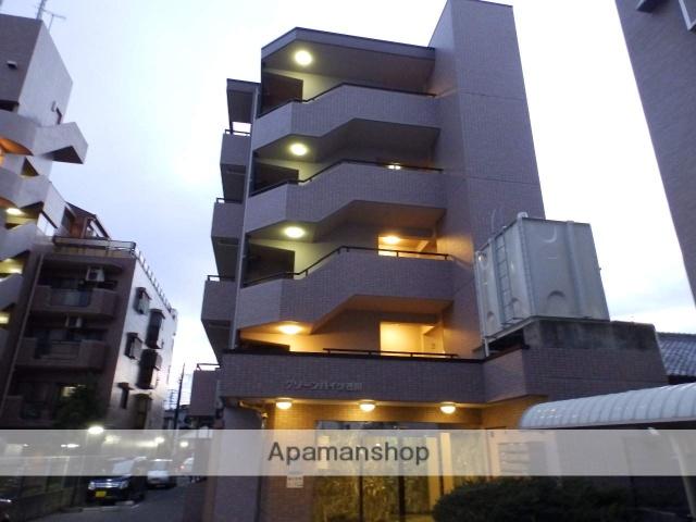 愛知県名古屋市東区、尼ヶ坂駅徒歩18分の築20年 5階建の賃貸マンション