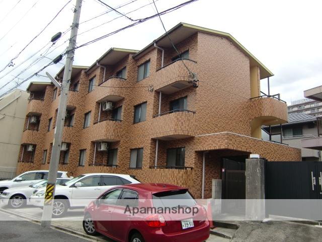 愛知県名古屋市千種区、池下駅徒歩8分の築26年 3階建の賃貸マンション
