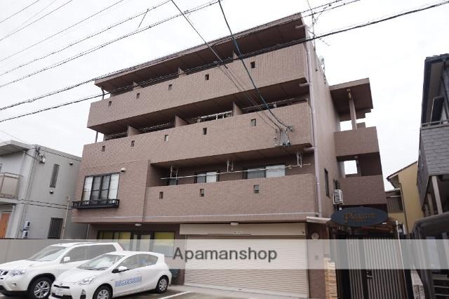 愛知県名古屋市昭和区、川名駅徒歩9分の築15年 4階建の賃貸マンション