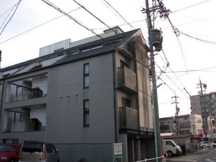 愛知県名古屋市東区、尼ヶ坂駅徒歩13分の築26年 4階建の賃貸マンション