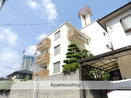 愛知県名古屋市千種区、今池駅徒歩12分の築44年 5階建の賃貸マンション