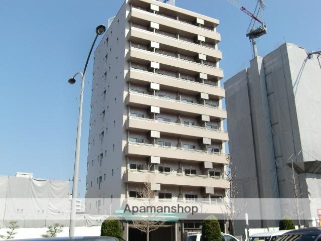 愛知県名古屋市千種区、本山駅徒歩14分の築6年 10階建の賃貸マンション