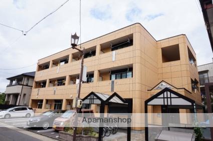 愛知県名古屋市千種区、千種駅徒歩16分の築6年 3階建の賃貸マンション