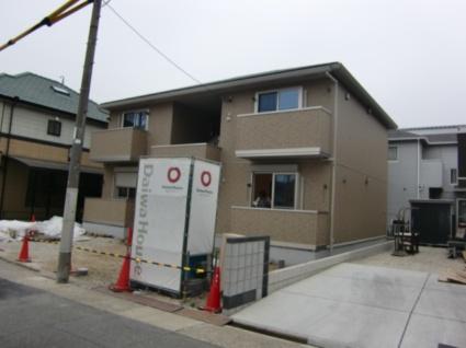 愛知県名古屋市千種区、自由ヶ丘駅徒歩15分の築5年 2階建の賃貸アパート