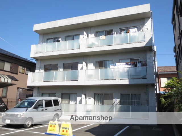 愛知県名古屋市千種区、池下駅徒歩17分の築13年 3階建の賃貸マンション