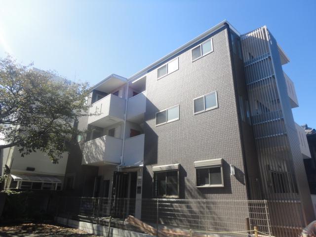 愛知県名古屋市千種区、今池駅徒歩13分の築6年 3階建の賃貸アパート