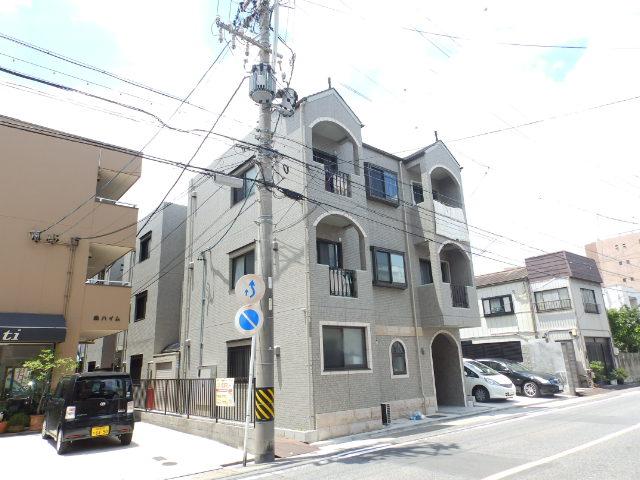 愛知県名古屋市昭和区、今池駅徒歩16分の築5年 3階建の賃貸マンション