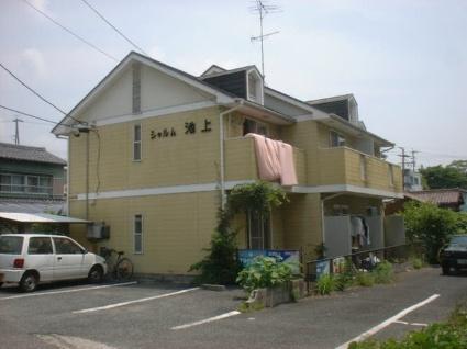愛知県名古屋市千種区、本山駅徒歩14分の築28年 2階建の賃貸アパート